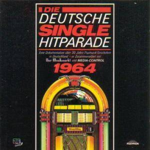 Deutsche Single Hitparade 1964, Die - Cover