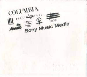 "Sony Music Media ""Danke 1996"" - Cover"