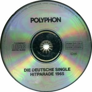 deutsche single hitparade 1965)