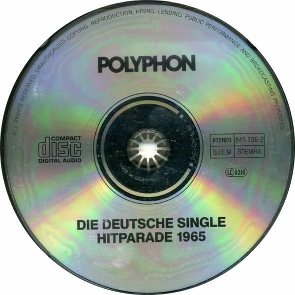 Die deutsche single hitparade 1984