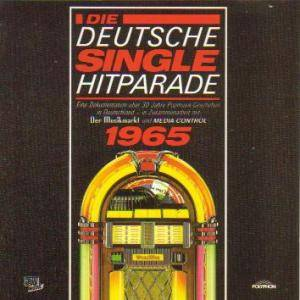 "Cover - Petar ""Radi"" Radenkovic: Deutsche Single Hitparade 1965, Die"