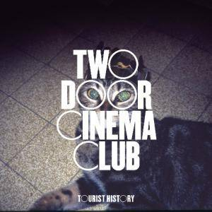 Two Door Cinema Club: Tourist History - Cover