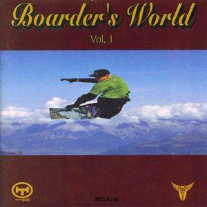 Cover - Megavier: Boarder's World Vol. I