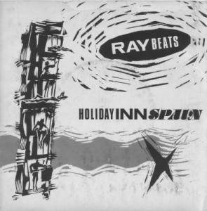 Cover - Raybeats, The: Holiday Inn Spain