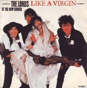 Cover - Lords Of The New Church, The: Like A Virgin