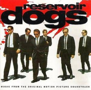Reservoir Dogs - Cover