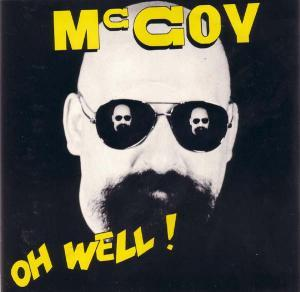 McCoy: Oh Well! - Cover