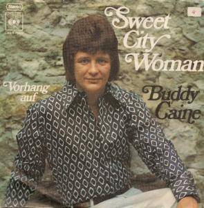 Cover - Buddy Caine: Sweet City Woman