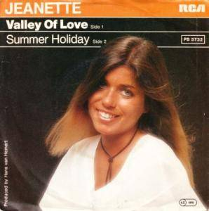 Cover - Jeanette: Valley Of Love