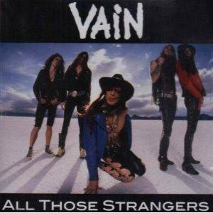 Cover - Vain: All Those Strangers