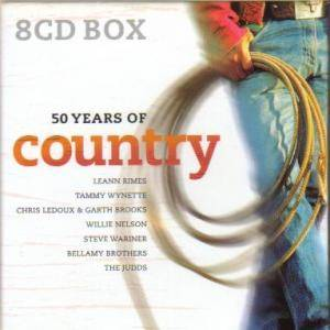 50 Years Of Country - Cover