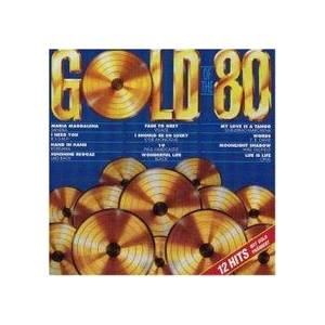 Cover - Guillermo Marchena: Gold Of The 80