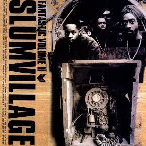Cover - Slum Village: Fantastic Volume II