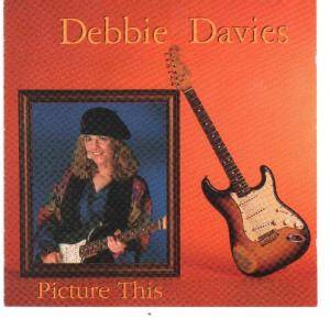Cover - Debbie Davies: Picture This