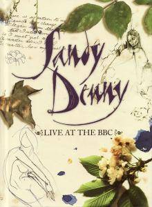 Cover - Sandy Denny: Live At The BBC