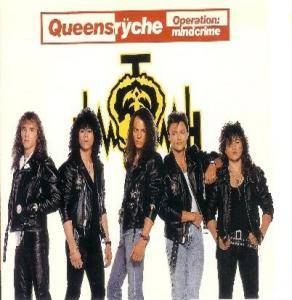 Queensrÿche: Operation: Mindcrime - Cover