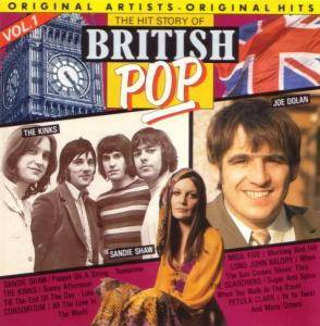Cover - Jefferson: Hit Story Of British Pop (Vol. 1), The