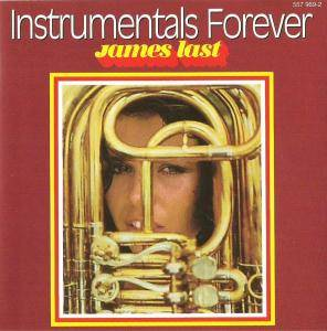 Cover - James Last: Instrumentals Forever