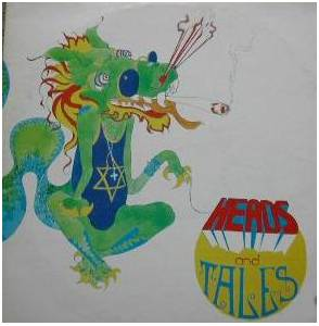Heads And Tales - Cover
