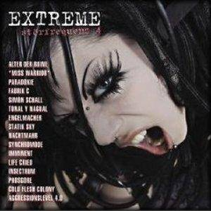Cover - *Miss Warrior*: Extreme Störfrequenz 4