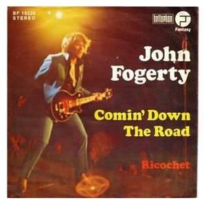 Cover - John Fogerty: Comin' Down The Road