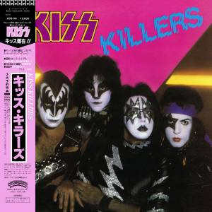 KISS: Killers (LP) - Bild 1