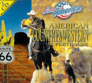 Cover - Sheb Wooley: American Country & Western Supertracks