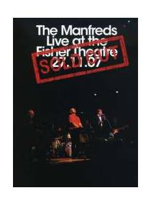 Cover - Manfreds, The: Live At The Fisher Theatre