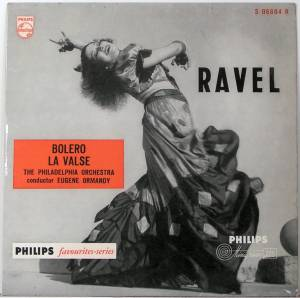 Cover - Maurice Ravel: Bolero / La Valse