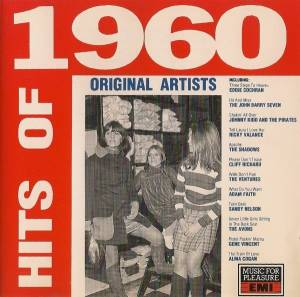 Cover - John Barry Seven, The: Hits Of 1960, The