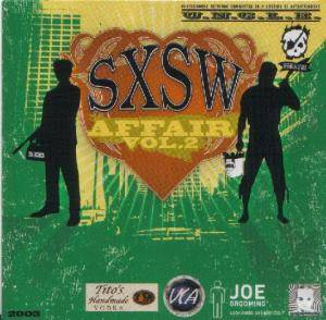 Cover - Eddie Spaghetti: SXSW - Affair Vol. 2