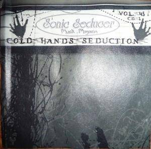 Cover - Rya: Sonic Seducer - Cold Hands Seduction Vol. 45 (2005-02)