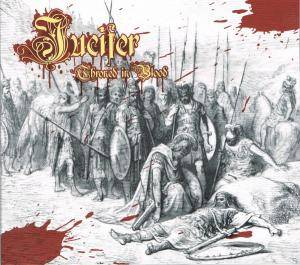 Cover - Jucifer: Throned In Blood