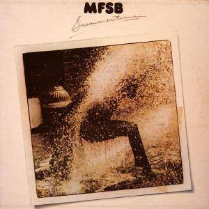 Cover - MFSB: Summertime