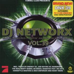 Cover - Mikesh: DJ Networx Vol. 39