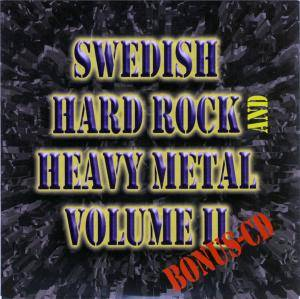 Cover - Neon Rose: Swedish Hard Rock And Heavy Metal Volume II Bonus-CD