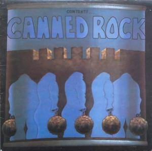 Cover - Reels, The: Canned Rock