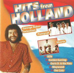 Hits From Holland - Cover