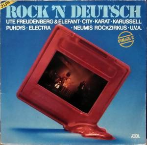 Cover - Gaukler Rock Band: Rock 'n Deutsch Folge 2