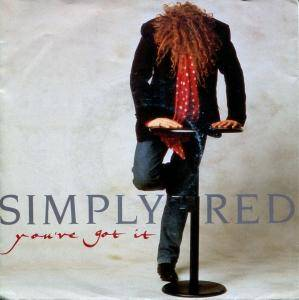 Simply Red: You've Got It - Cover