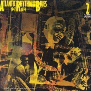 Cover - Clyde McPhatter & The Drifters: Atlantic Rhythm & Blues 1947-1974 Vol. 2 (1952-1955)