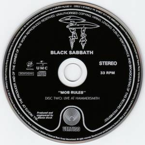 Black Sabbath: Mob Rules (2-CD) - Bild 6