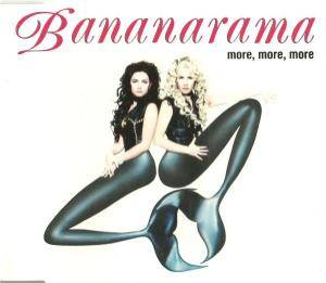 Bananarama: More, More, More - Cover