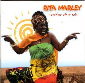 Cover - Rita Marley: Sunshine After Rain