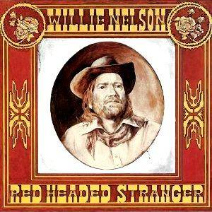Cover - Willie Nelson: Red Headed Stranger