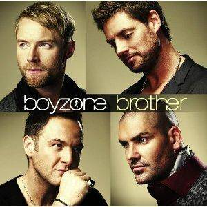 Cover - Boyzone: Brother