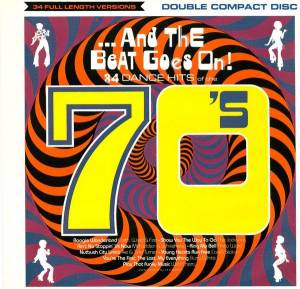 Cover - McFadden & Whitehead: ... And The Beat Goes On! 34 Dance Hits Of The 70's