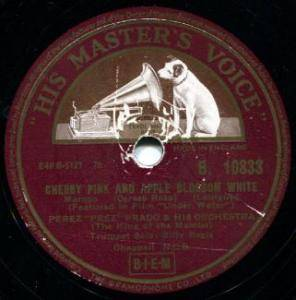 Cover - Pérez Prado & His Orchestra: Cherry Pink And Apple Blossom White