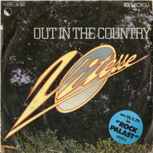 Cover - Vitesse: Out In The County