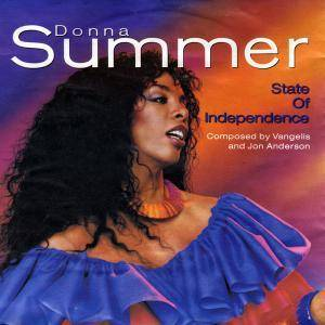 Donna Summer: State Of Independence - Cover